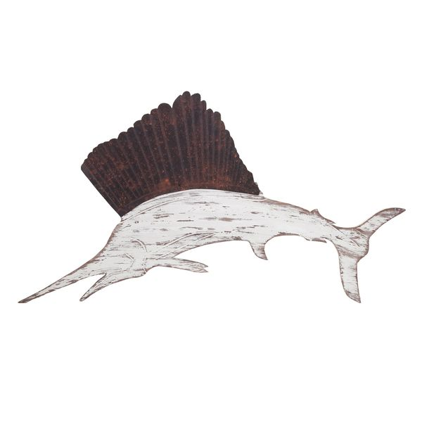 Sammie the Sailfish Wall Decor