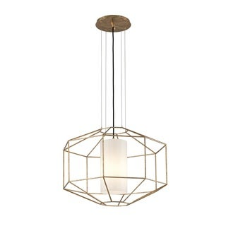Troy Lighting Silhouette Gold Leaf 5216 Pendant