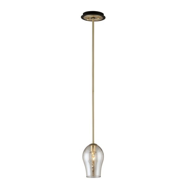 Troy Lighting Equilibrium 1-light Bronze/ Brass Pendant