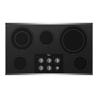Whirlpool Gold 36-inch Smoothtop Electric Cooktop