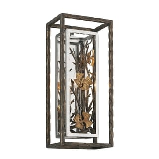 Troy Lighting Chrysalis Cottage Bronze Wall Sconce