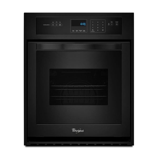 24 Inch Electric Wall Oven ~ Whirlpool inch single electric wall oven