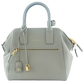 Marc Jacobs Grey Textured Large Incognito Tote