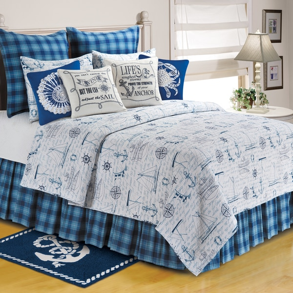 Fair Winds Quilt Collection Bedspread