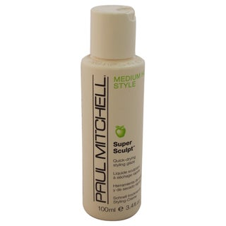 Paul Mitchell Super Sculpt 3.4-ounce Styling Glaze for All Hair Types