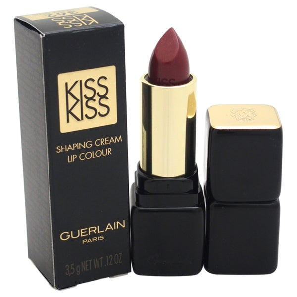 Guerlain KissKiss Shaping Cream Cherry Pink Lip Colour