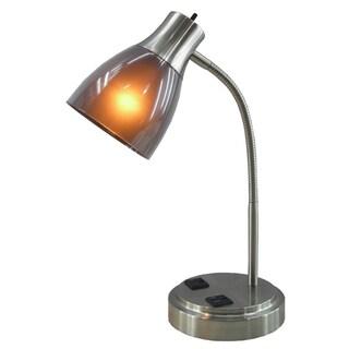 Normande Lighting GP3-796 13 Watt CFL Desk Lamp