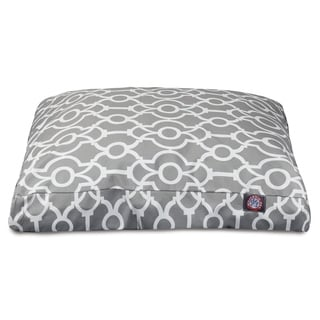 Athens Outdoor Indoor Rectangle Dog Bed by Majestic Pet