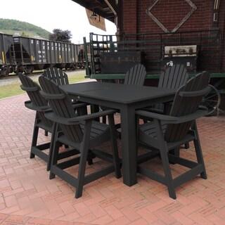Hamilton Rectangular 7-piece Counter Dining Set