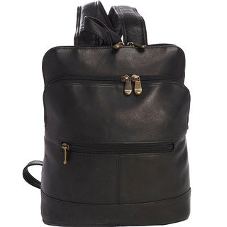 LeDonne Women's Riverwalk Leather Backpack