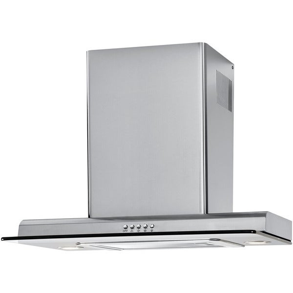Haier Stainless-steel 24-inch 500cfm 3-speed Push-buton Chimney Vent Hood 18589109