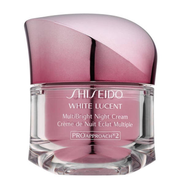 Shiseido White Lucent MultiBright 1.7-ounce Night Cream