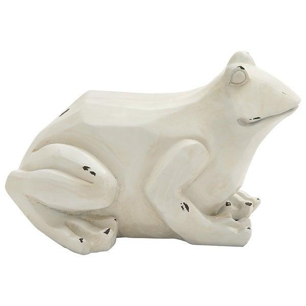 Benzara Frog Figurine