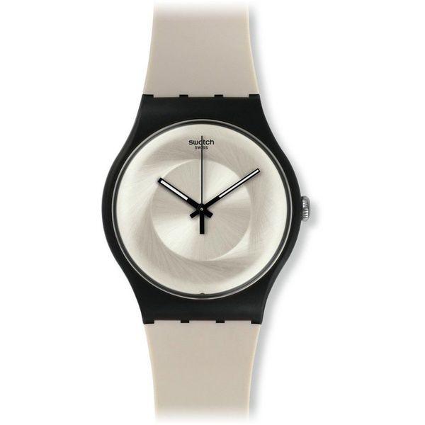 Swatch Unisex SUOC104 'Originals Avenida' White Silicone Watch