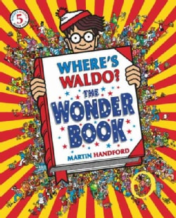 Where's Waldo?: The Wonder Book (Hardcover)
