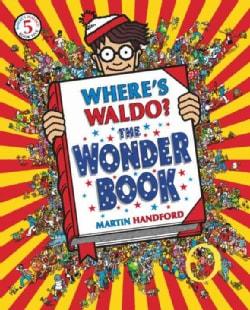 Where's Waldo?: The Wonder Book (Hardcover)