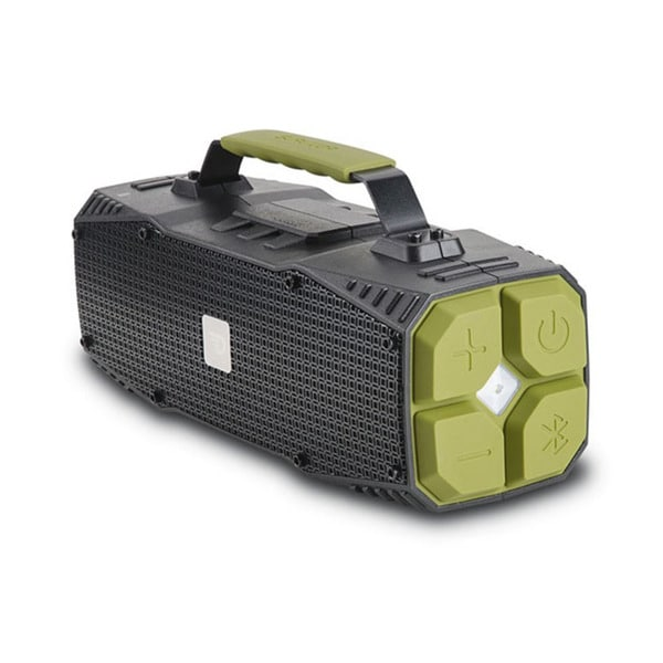 DreamWave Survivor Green 30-watt All-in-one Bluetooth Speaker and Car Jump Starter