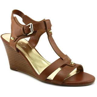 Marc Fisher Women's 'Cassy' Leather Sandals