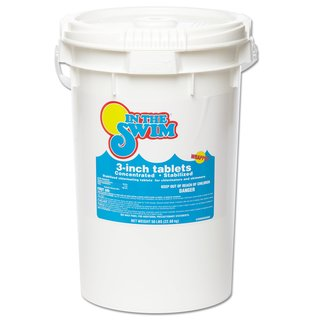 In the Swim 3-inch Pool Chlorine Tablets
