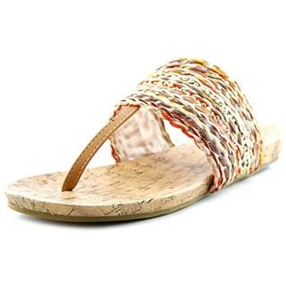 CL By Laundry Women's 'Forever' Basic Textile Sandals
