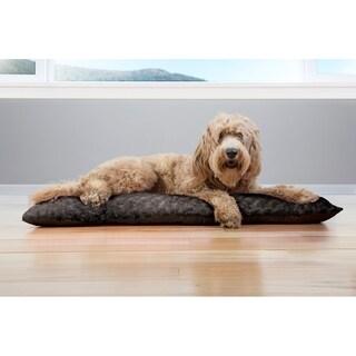 Furhaven Pet NAP Reversible Tufted Plush Pillow