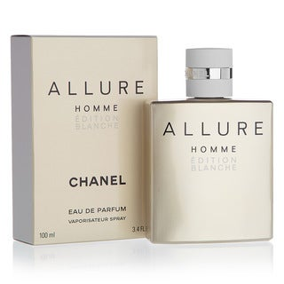 Chanel Allure Homme Edition Blanche Men's 3.4-ounce Eau de Parfum Spray
