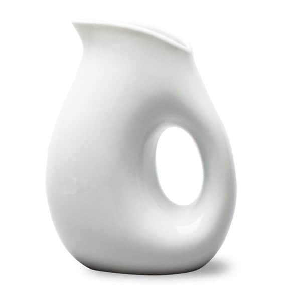 TAG Whiteware Small Oval Pitcher