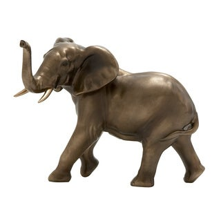Polyester Elephant Figurine