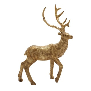 Benzara Radiating & Exclusive Deer Decor