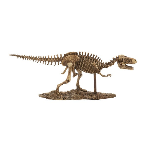 Splendid Dinosaur Skeleton Figurine