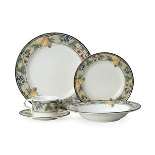 Mikasa Garden Harvest Stoneware 5-piece Service for 1 Place Setting