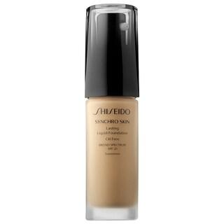Shiseido Synchro Skin Lasting Liquid 1-ounce SPF20 Foundation