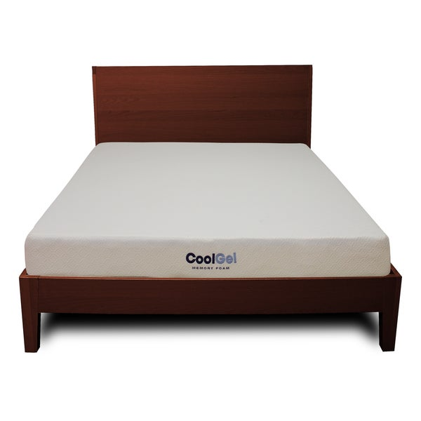 PostureLoft 6-inch Twin XL-size Ventilated Gel Memory Foam Mattress