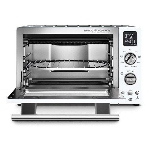 Kitchenaid Countertop Oven Video : KitchenAid KCO275WH White 12-inch Digital Countertop Convection Oven ...