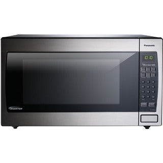 Panasonic NN-SN966S 2.2-cubic foot 1250-watt Genius Sensor Microwave Oven with Inverter Technology
