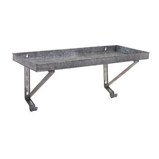 Keller Galvanized Shelf
