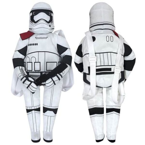 Disney Backpack Buddies Star Wars The Force Awakens Stormtrooper Kid's Backpack