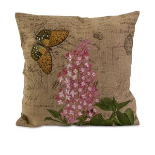 Cabrera Embroidered Accent Throw Pillow