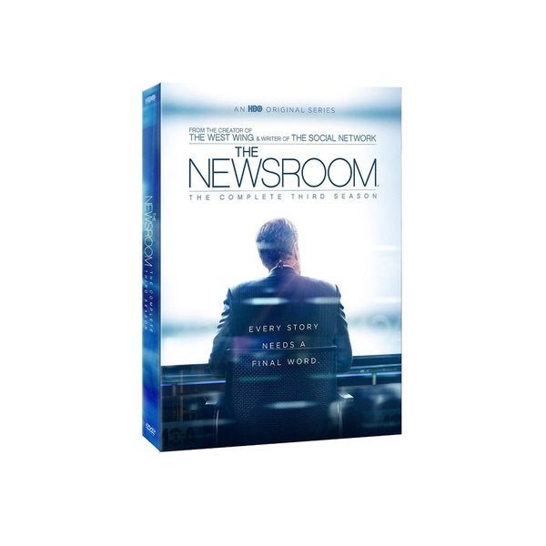 The Newsroom: The Complete Third Season (DVD) 18611248
