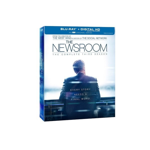 The Newsroom: The Complete Third Season (Blu-ray Disc) 18611249