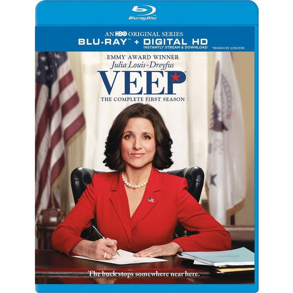 Veep: Complete First Season (Blu-ray Disc) 18611250