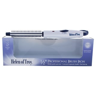 Helen of Troy 0.5-inch Professional Brush Curling Iron