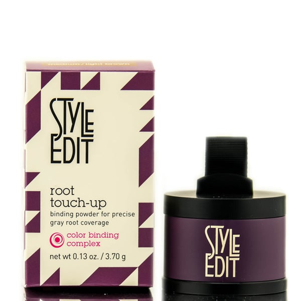 Style Edit Medium/Light Brown 0.13-ounce Root Touch-up