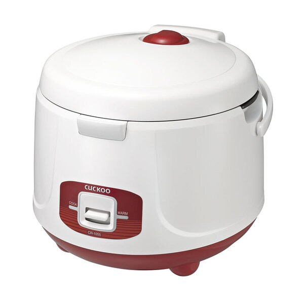 Cuckoo CR-1055 10 Cups Electric Heating Rice Cooker 18611398
