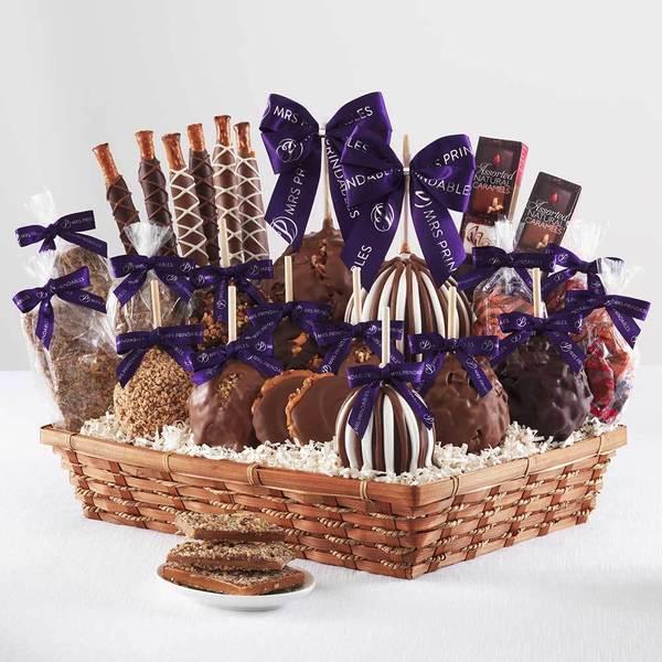Classic Chocolate Indulgence Basket