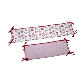 Disney Baby Minnie's Garden Portable Crib Bumper