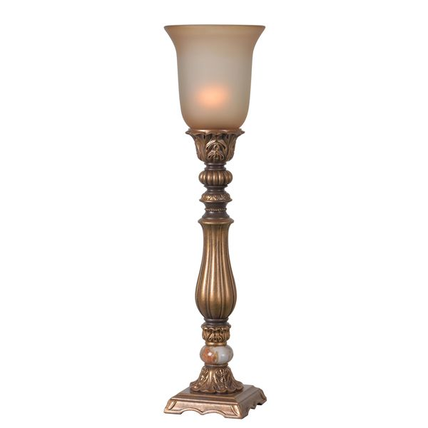 Bach 26-inch Table Torchiere