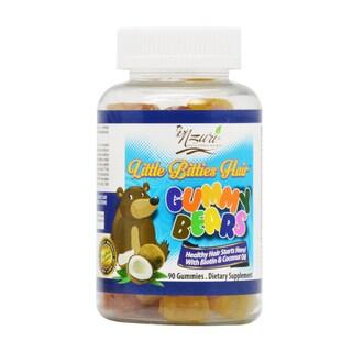 Nzuri Little Bitties Hair 90-pack Children's Gummy Bear Vitamins