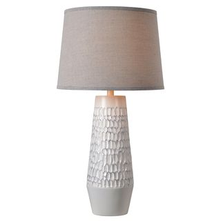 Comb 30-inch Table Lamp
