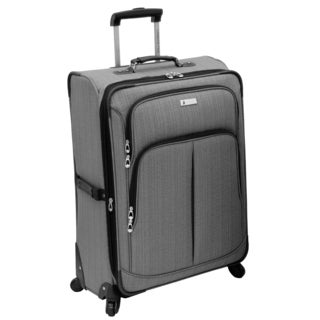 London Fog Chatham Collection 28-inch Expandable Spinner